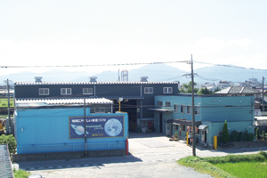 ミヤテック松阪本社工場